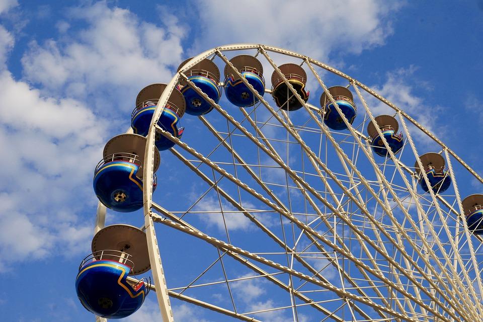 Luneur Park: il parco divertimenti per i bambini completamente rinato