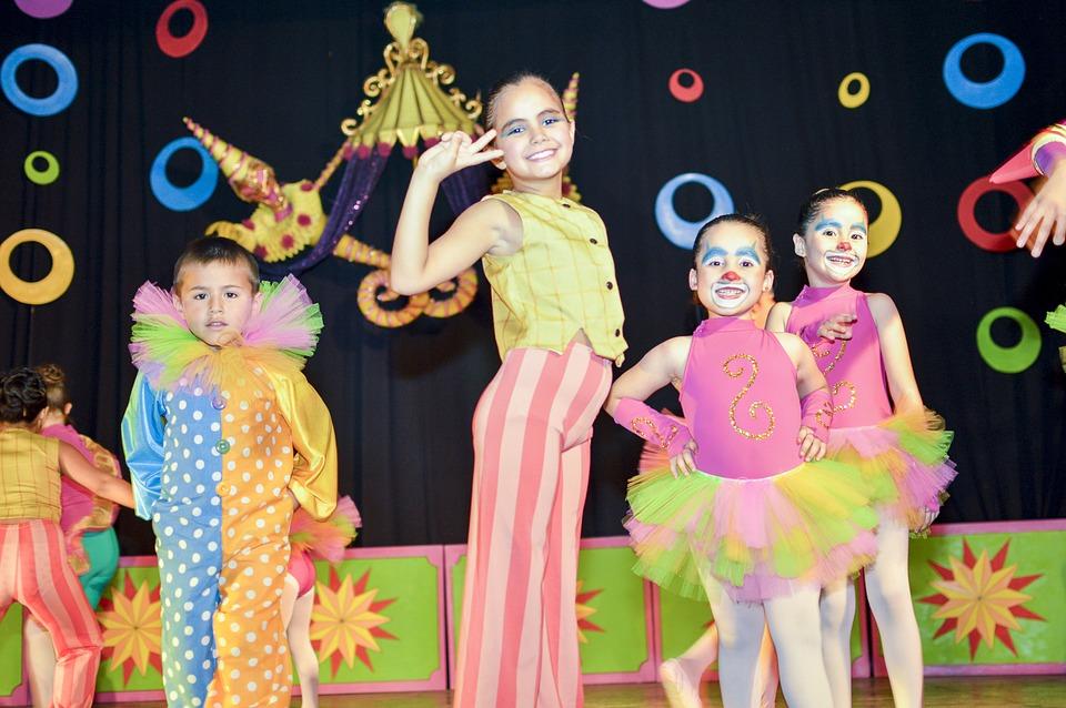 Teatro per bambini: i benefici di un corso di recitazione